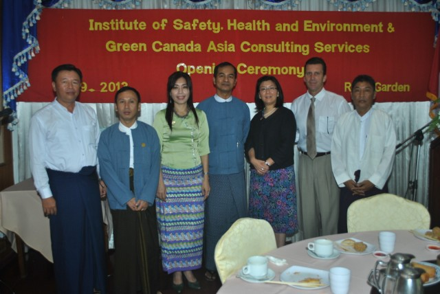 Institute of Safety Health and Environment - IOSHE